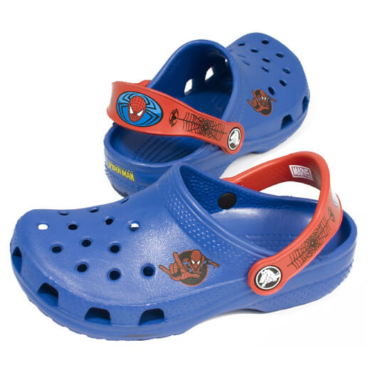 Crocs - Spiderman - Kid's License