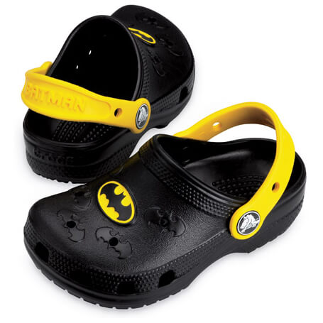 Crocs - Batman II - Kid's License