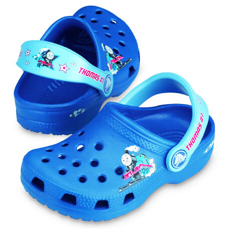 Crocs - Thomas The Tank Engine - Kid's License