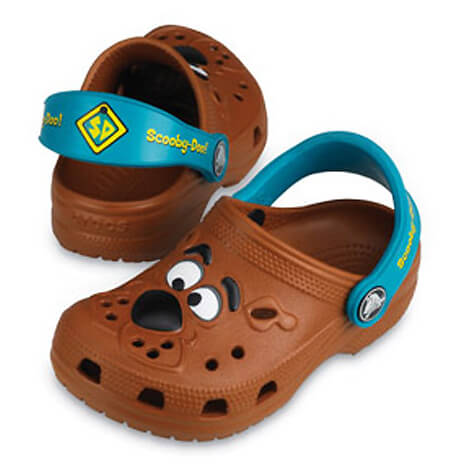 Crocs - Scooby Doo - Kid's License