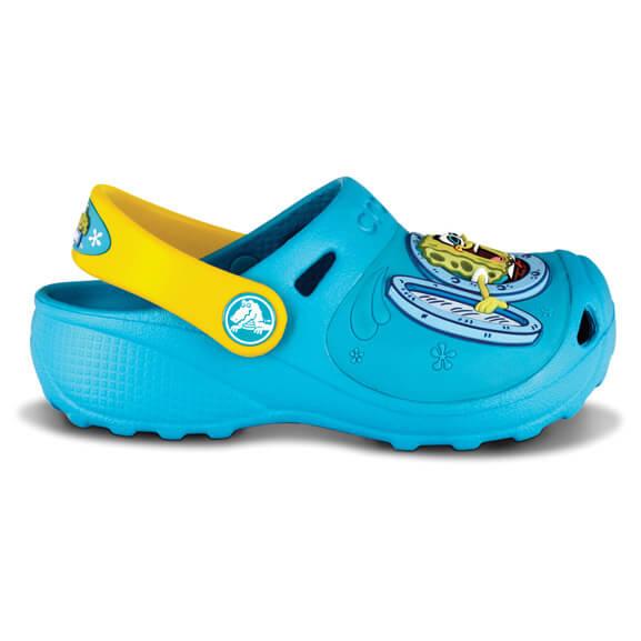 Crocs - SpongeBob Ahoy Custom Clog Kids