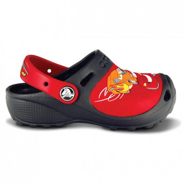 Crocs - Kids McQueen Drag Racing Custom Clog