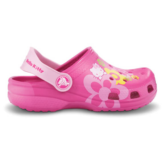 Crocs - Kids Classic Hello Kitty Flower