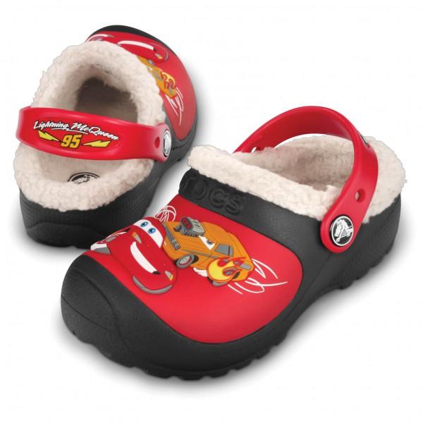 Crocs - Kids McQueen Drag Racing Lined - Clogs