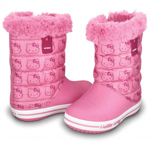 Crocs - Kids Hello Kitty Gust Boot - Winterstiefel