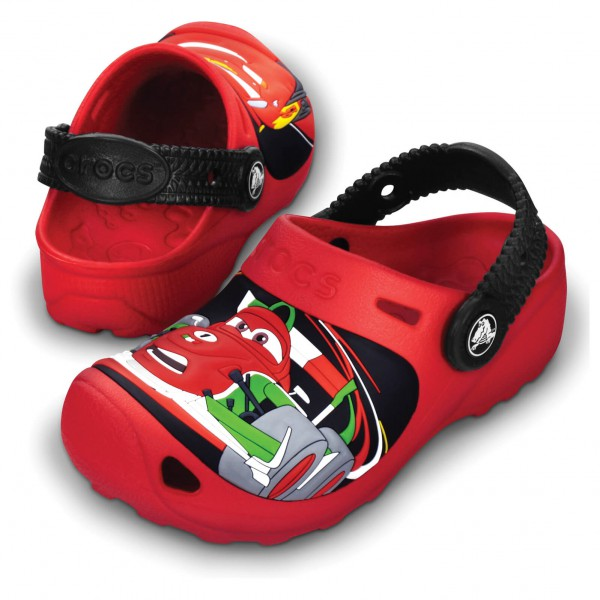 Crocs - Cars 2 Custom Clog