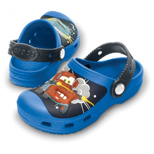 Crocs - Kids Creative Crocs Mater and Finn McMissile Clog