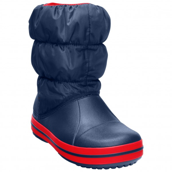 Crocs - Winter Puff Boot Kids - Vintersko