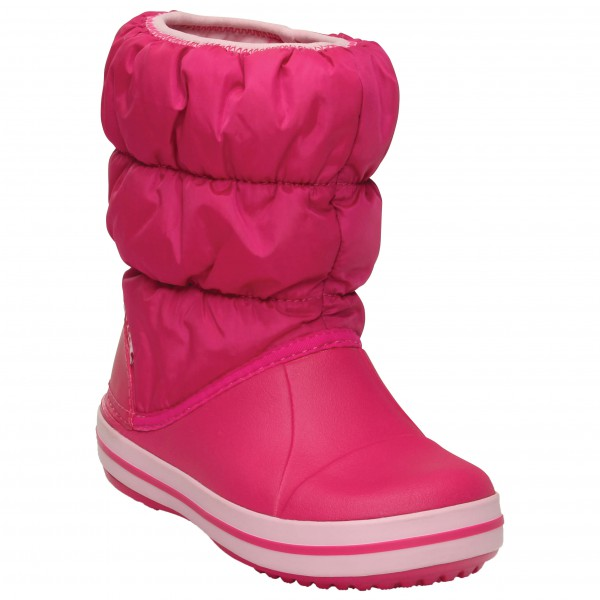 Crocs - Winter Puff Boot Kids - Chaussures chaudes