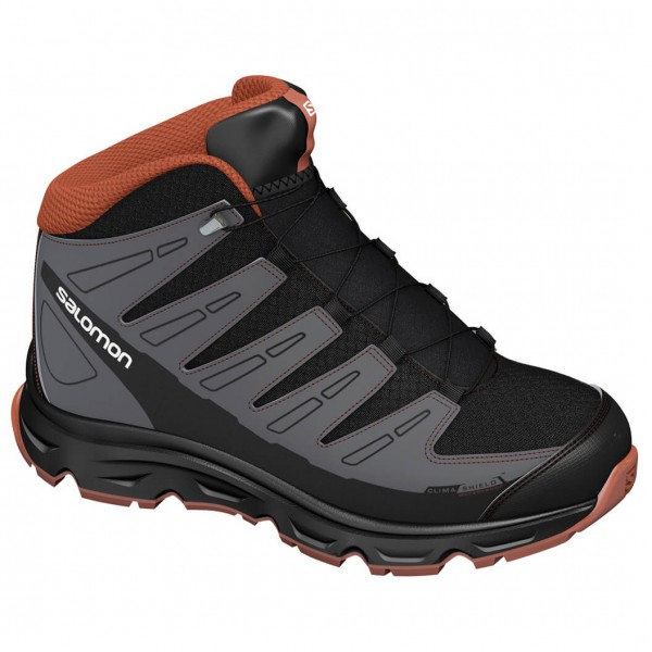 Salomon - Kids Synapse Mid CS WP - Vaelluskengät
