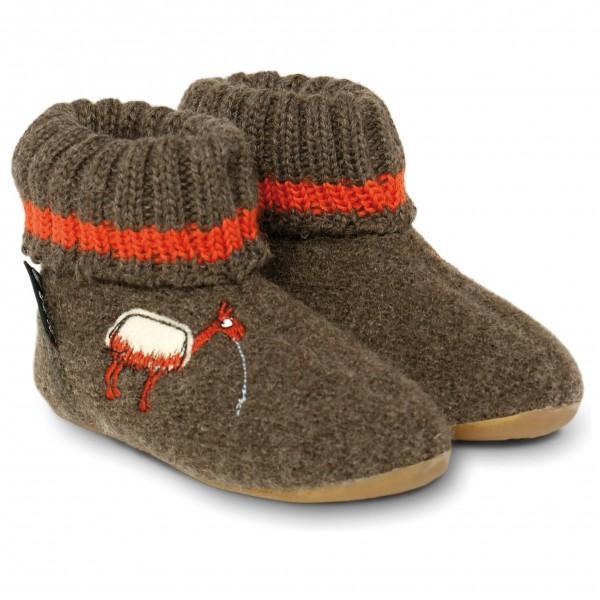 Haflinger - Kids Lama - Slippers