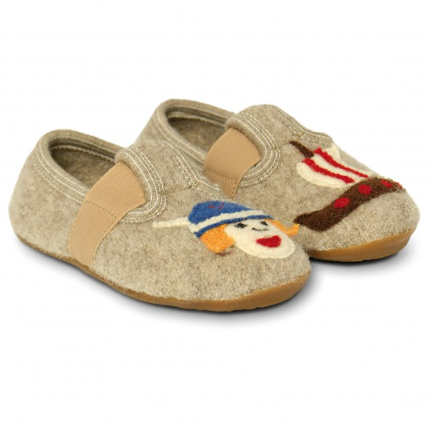 Haflinger - Kids Borg - Slippers