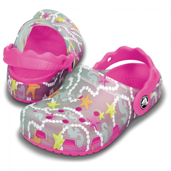 Crocs - Kid's Crocs Chameleons Seahorse - Crocs sandalen