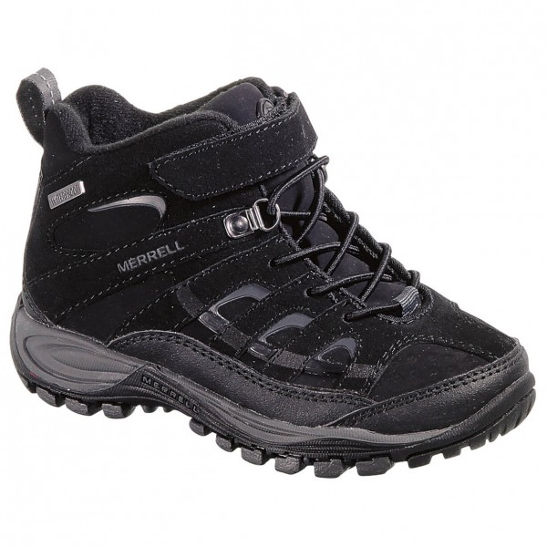 Merrell - Kid's Chameleon 4 Mid Trek Waterproof
