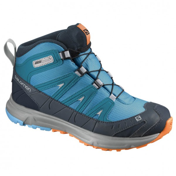 Salomon - Kid's Trail Mid CS WP J - Hiking shoes