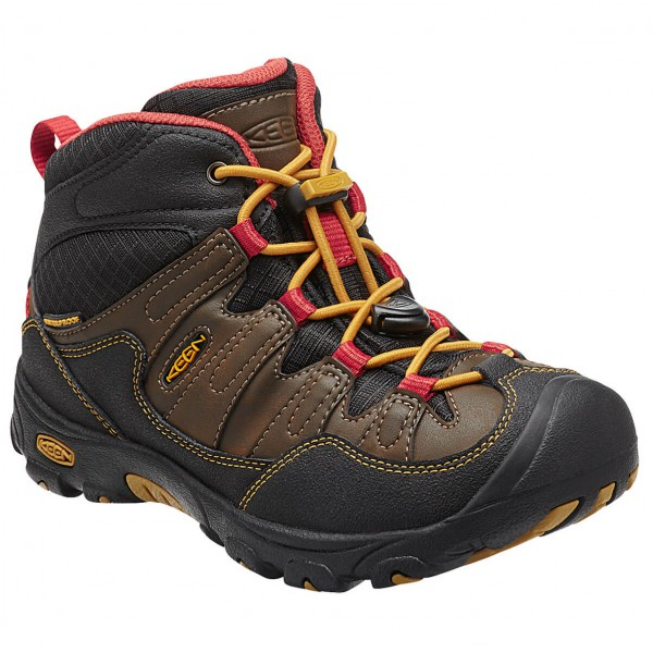 Keen - Kid's Pagosa Mid WP - Hiking shoes