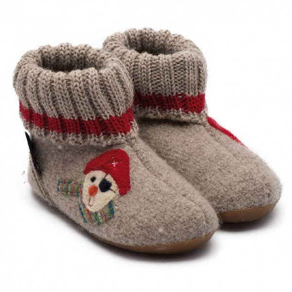 Haflinger - Kid's Everest Sailor - Hutpantoffels