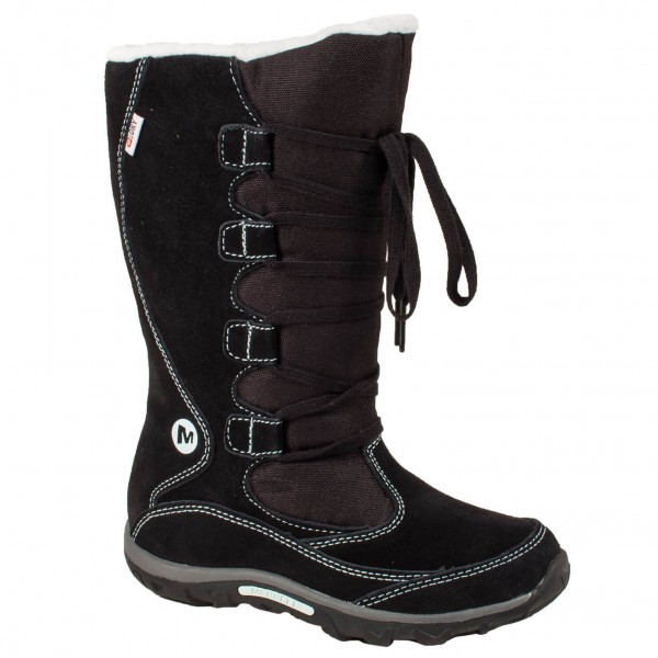 Merrell - Kid's Jungle Moc Boot Waterproof - Winterschoenen
