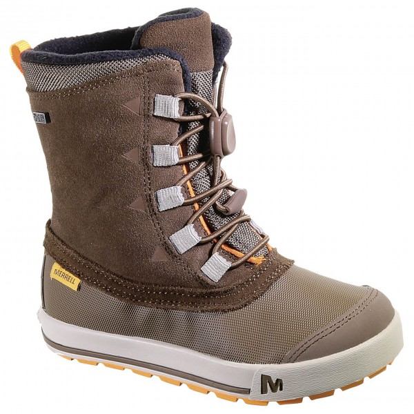 Merrell - Kid's Snow Bank Waterproof - Winterschoenen