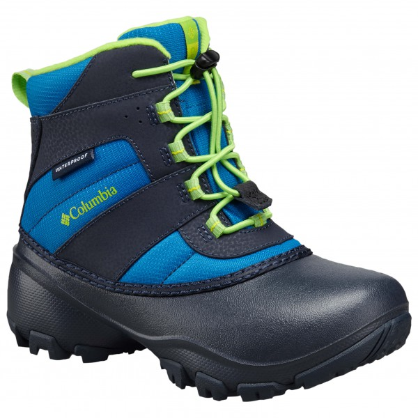 Columbia - Kid's Rope Tow III Waterproof - Winterschoenen