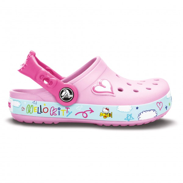 Crocs - Kid's CC Hello Kitty Plane Clog EU - Outdoor sandals