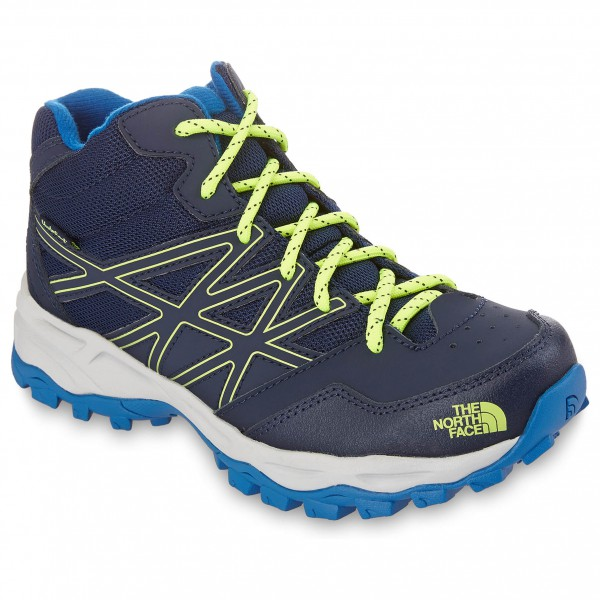 The North Face - Boy's Hedgehog Hiker Mid WP - Walking boots