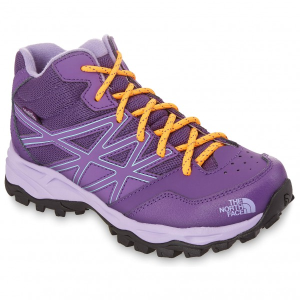 The North Face - Girl's Hedgehog Hiker Mid WP - Wanderschuhe