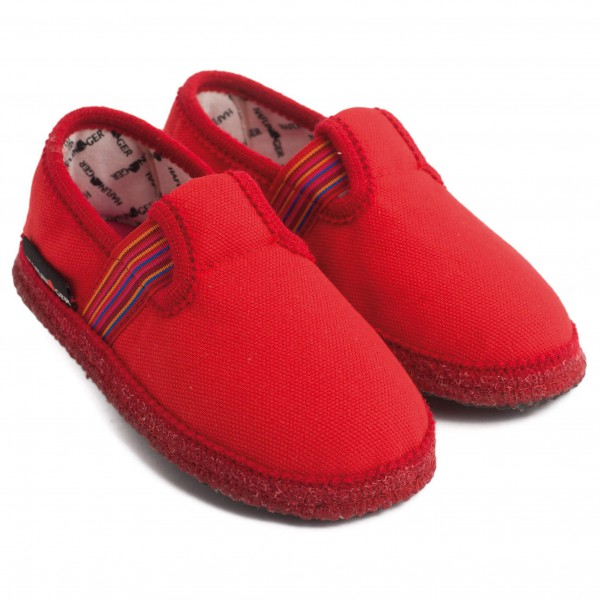 Haflinger - Kid's Slipper Uno Plus - Hüttenschuhe