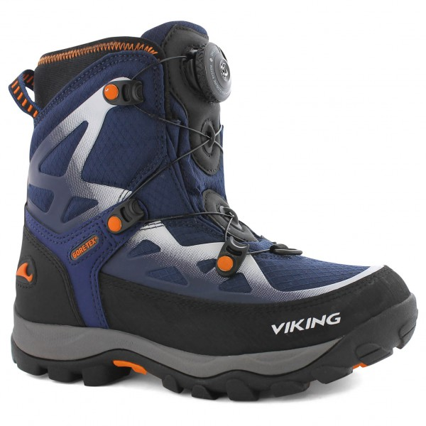 Viking - Kid's Kjetil Boa GTX - Talvikengät