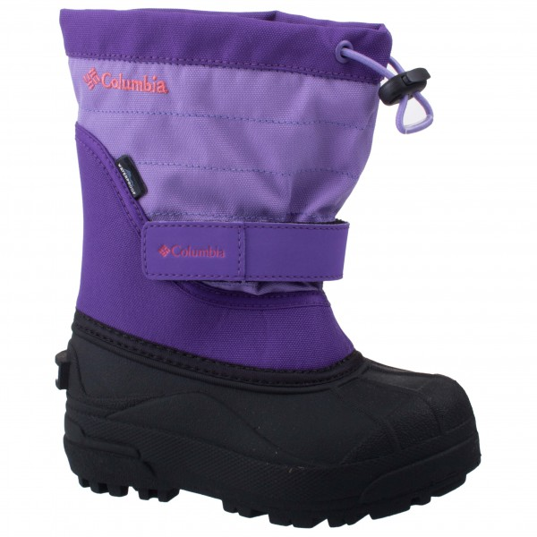 Columbia - Kid's Powderbug Plus II - Winter boots