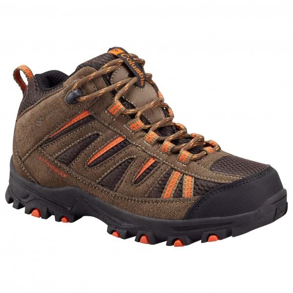Columbia - Kid's Pisgah Peak Mid Waterproof - Walking boots