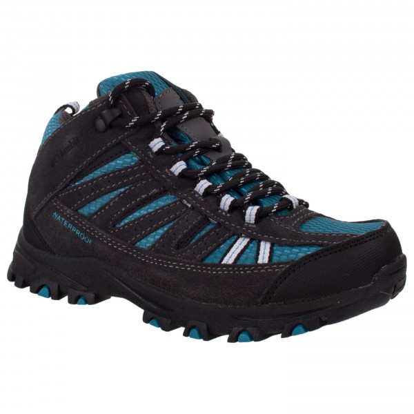 Columbia - Kid's Pisgah Peak Mid Waterproof - Vaelluskengät