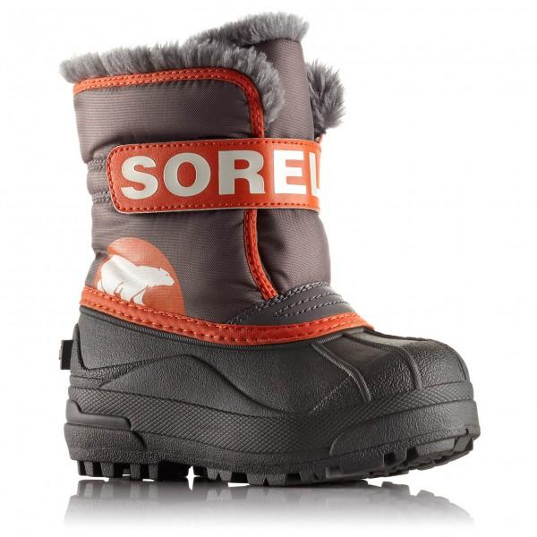Sorel - Children's Snow Commander - Vinterskor