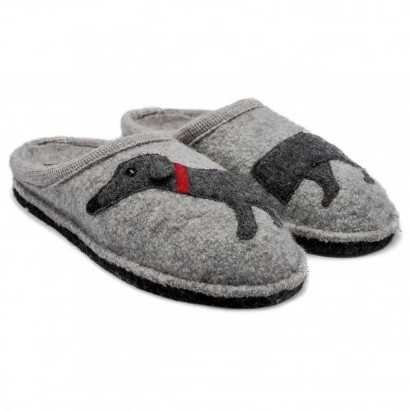 Haflinger - Kid's Flair Dackel - Slippers