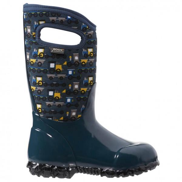 Bogs - Kid's Durham Choo Choo - Chaussures chaudes