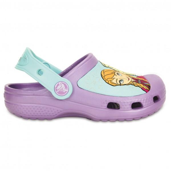 Crocs - Kid's CC Frozen Clog - Sandales de marche