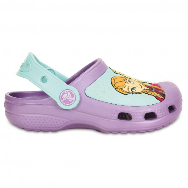 Crocs - Kid's CC Frozen Clog - Ulkoilusandaali