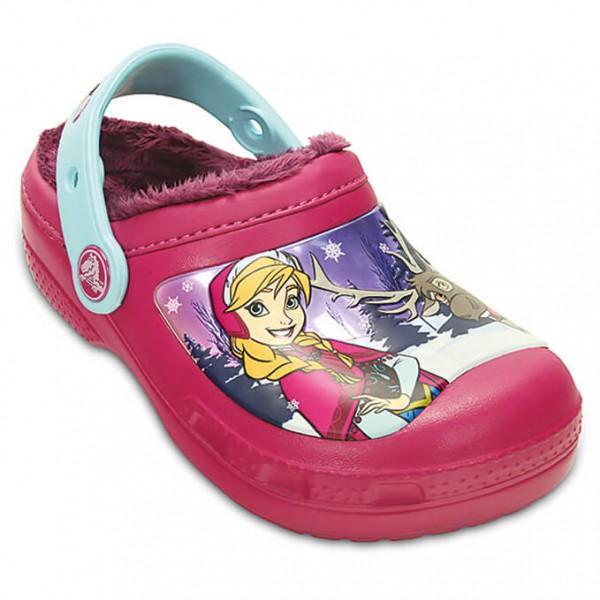 Crocs - Kid's CC Frozen Lined Clog - Outdoor sandals