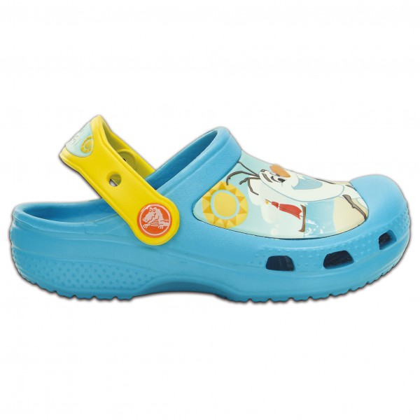 Crocs - Kid's CC Olaf Clog - Outdoor sandals