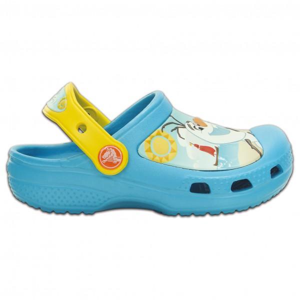 Crocs - Kid's CC Olaf Clog - Ulkoilusandaali