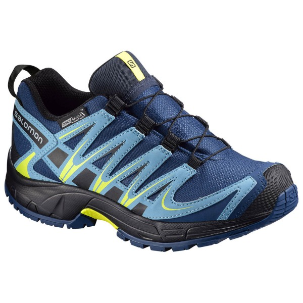 Salomon - Kid's XA Pro 3D CSWP - Multisport shoes