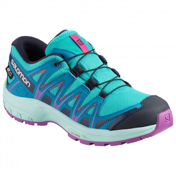 Salomon - Kid's XA Pro 3D CSWP - Multisport shoes