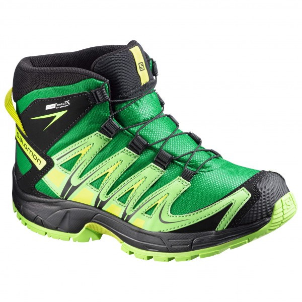 Salomon - Kid's XA Pro 3D Mid CSWP - Hiking shoes