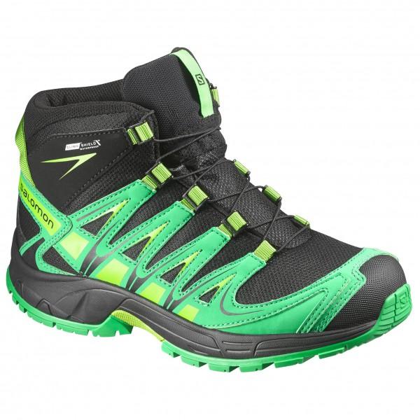 Salomon - Kid's XA Pro 3D Mid CSWP - Walking boots