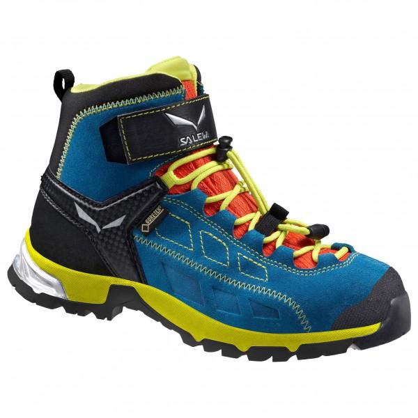 Salewa - Kid's Alp Player Mid GTX - Hiking shoes