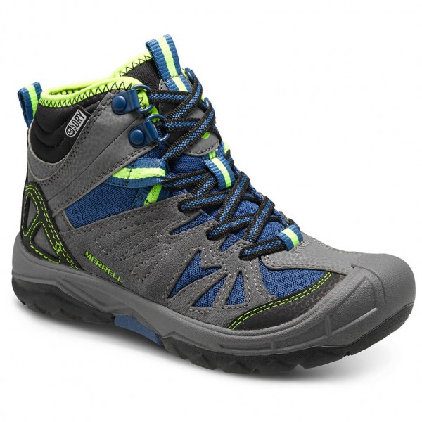 Merrell - Kid's Capra Mid Waterproof