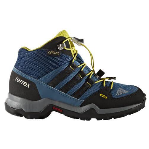 adidas - Kid's Terrex MID GTX - Hiking shoes