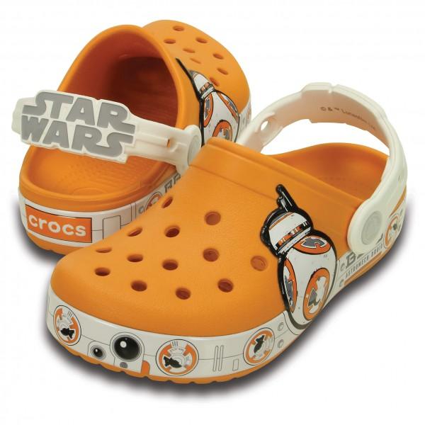 Crocs - Kid's CB Star Wars Hero Clog - Sandales de sport et