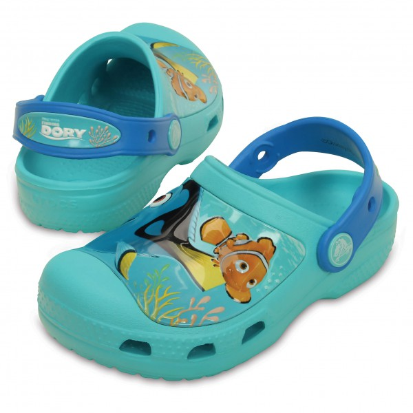 Crocs - Kid's CC Finding Dory Clog - Outdoor sandals
