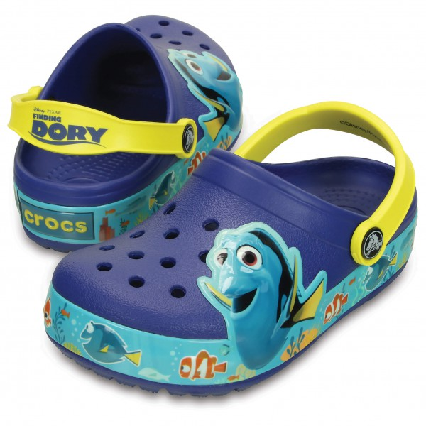Crocs - Kid's CrocsLights Finding Dory Clog